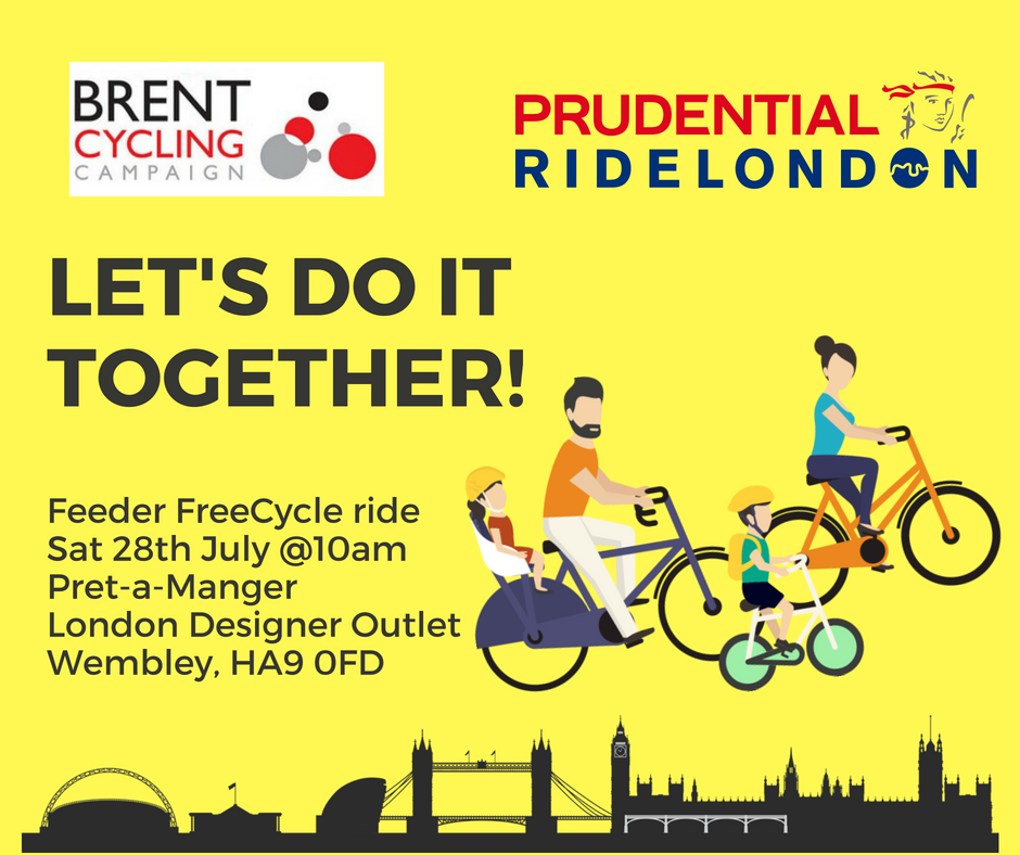 Freecycle 2018 | Brent Cyclists