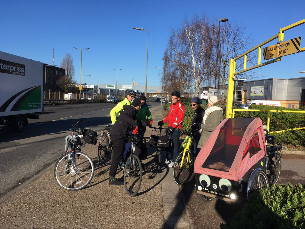 W-Norman-at-Staples-Corner | Brent Cycling Campaign