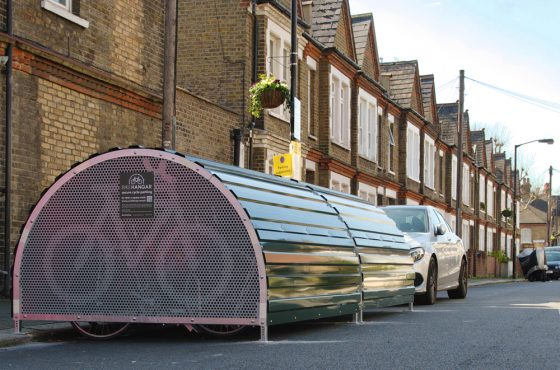 Bike Shelter | Brent Cycling Campaign