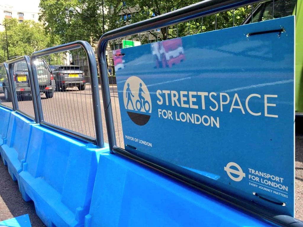 Steetspace London | Brent Cycling Campaign